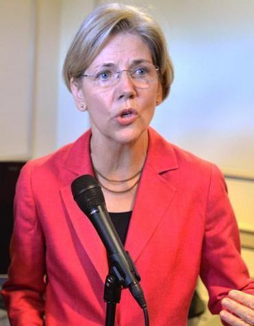 Elizabeth Warren, though attacked at times as an enemy of free enterprise, was known to meet with financial executives during two previous appointed stints in Washington.