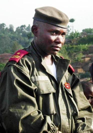 General Gabriel Amisi is believed to have sold arms to rebels in Congo's east.