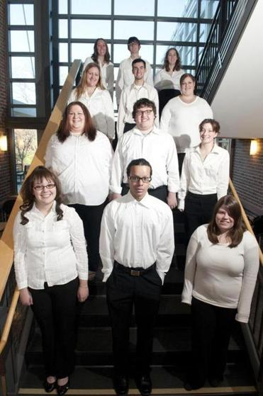 The Northern Essex Community College Chorus presents holiday music Sunday on the school's Haverhill campus.