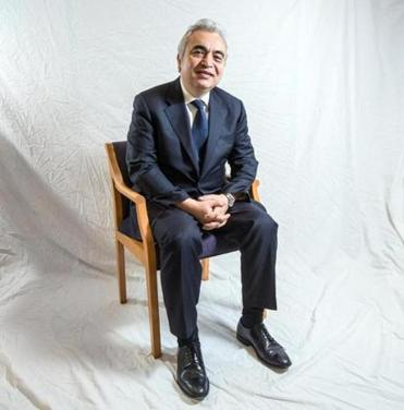 Fatih Birol, chief economist, International Energy Agency.