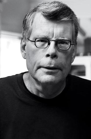 "Stephen King says of scary things: ""It's interesting putting yourself in the place of someone who's having experiences that are totally out of the ordinary, but in an ordinary setting."""
