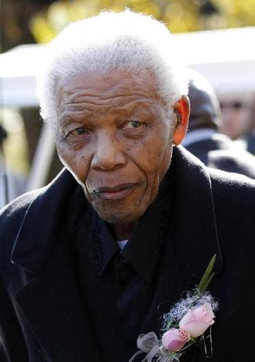 Nelson Mandela remains susceptible to lung infections in part because of his 27 years in prison.