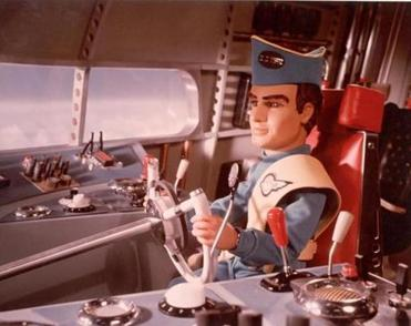 """Thunderbirds"" introduced ''supermarionation'' — a puppetry technique using thin wires to control the marionettes."