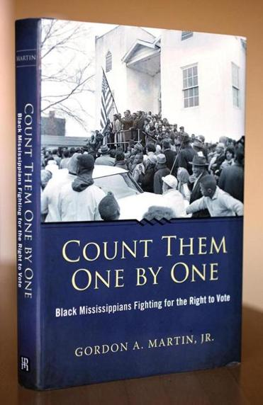 "Retired Judge Gordon A. Martin, Jr. wrote the book, ""Count Them One By One,"" that was published in 2010."