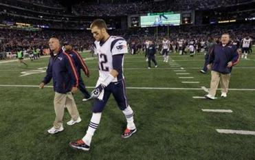 Tom Brady walked off the field a loser for the second straight week in Baltimore in Week 3.