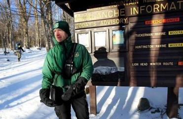 Chris Joosen, the lead snow ranger for the US Forest Service, led the rescue effort.