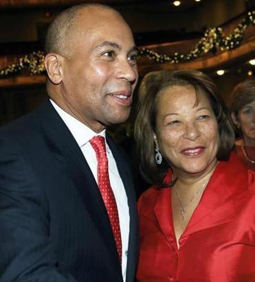Governor Patrick and his wife were again asked to the White House following the inauguration balls.