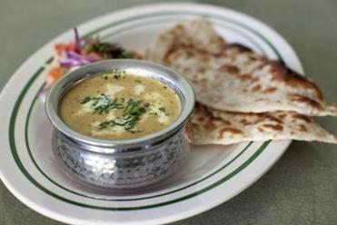 Eat authentic cuisine at vegetarian Dosa-n-Curry in Somerville.