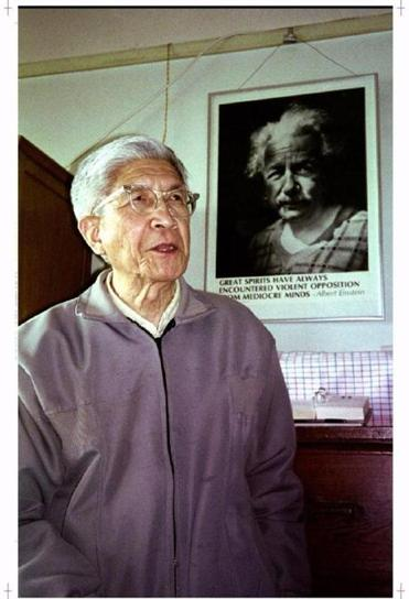 Mr. Xu was the main translator of the three volumes of ''The Collected Works of Einstein in ­Chinese.""