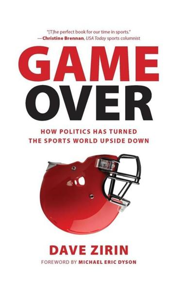 "02book ""Game Over"" by Dave Zirin."