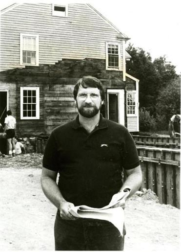 This Old House Master carpenter Norm Abram.