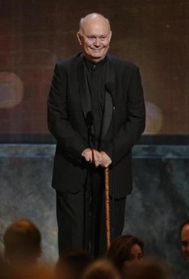 British playwright and director Alan Ayckbourn received a Tony Award for Lifetime Achievement in 2010.