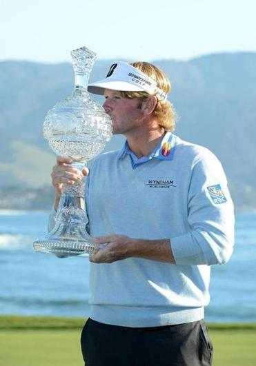 The hottest player in golf, Brandt Snedeker finally has a trophy to show for it this season.
