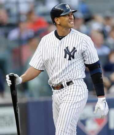 Alex Rodriguez is expected to be sidelined until at least the All-Star break following the Jan. 16 operation.