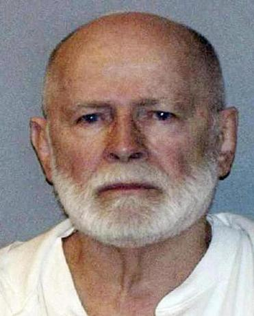 "James ""Whitey"" Bulger is charged with participating in 19 killings."