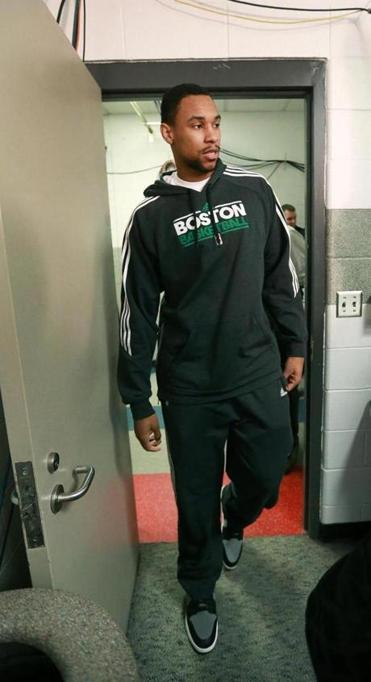 Jared Sullinger made his first comments since being injured on Wednesday.