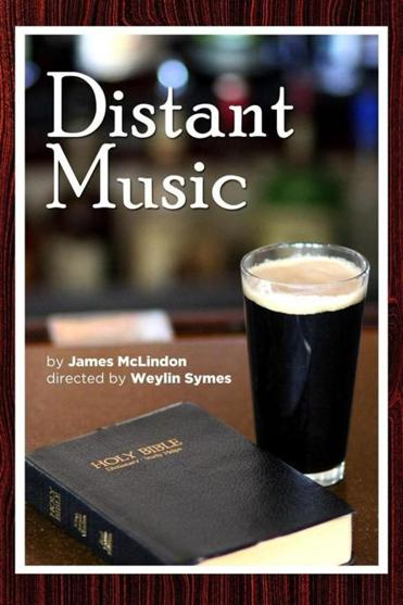 "Stoneham Theatre presents the new play ""Distant Music"" through March 10."