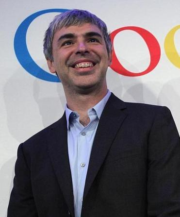 Google's resurgent stock is an implicit endorsement of cofounder Larry Page.