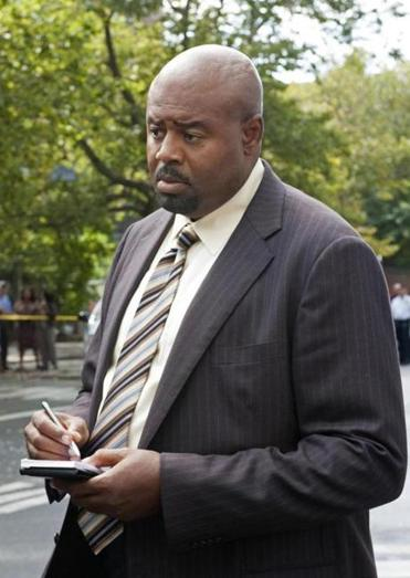"Chi McBride calls ""Golden Boy"" ""the best show that I've ever been on."""