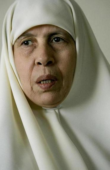 Mariam Farhat was a loyalist of the Islamic militant group Hamas.