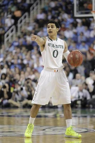 Shane Larkin (Barry's son) is an underrated point guard.