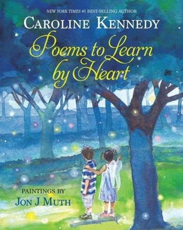 Caroline Kennedy will read from her new book at an event cosponsored by Brookline Booksmith and the John F. Kennedy National Historic Site.