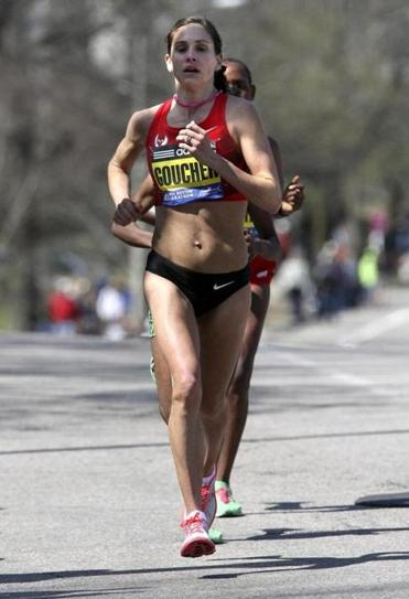 Kara Goucher has tried all the futuristic training  aids and all the newest gear.