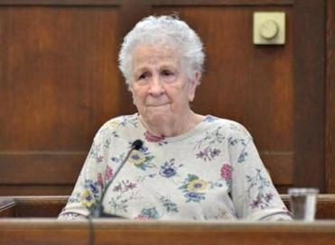 Janet Phinney's mother, Catherine, testified about her daughter's life and struggles.