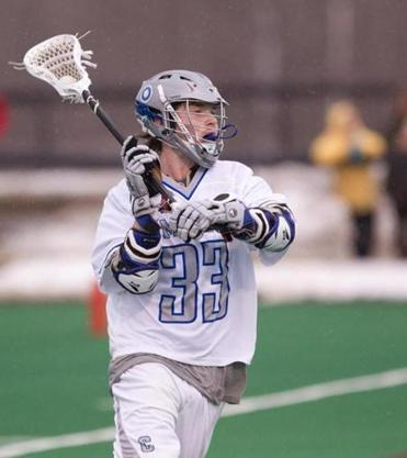 John Jennings is again among Colby College's leading scorers.