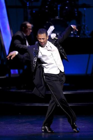 "In ""Tappin' Thru Life,"" Maurice Hines looks back on a passion for tap that began when he was tiny."