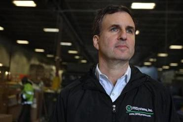 Mark Cohen, the owner of OPR Systems, a recycling firm in Wilmington, opposes the proposed paid sick time mandate, saying costs are overwhelming small companies.