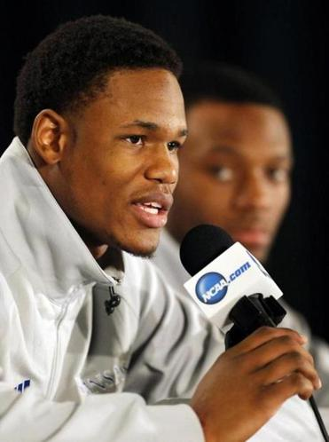Ben McLemore, Kansas's talented freshman guard, was among several underclassmen who declared for the NBA draft.