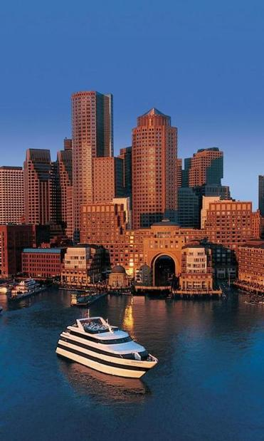 Mother's Day cruises are available in Boston Harbor.