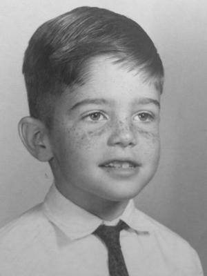 A young Stephen Lynch in an undated childhood photo.