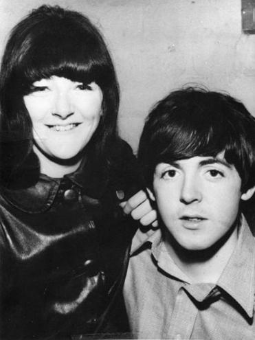 """Good Ol' Freda"" tells the story of Freda Kelly (with Paul McCartney), who ran the Beatles' fan club."