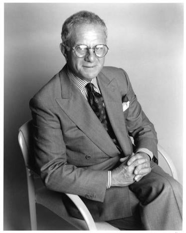 Murray Pearlstein was known for his fashion acumen and personality.
