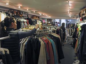 The Closet, a consignment store in Boston, may be required under law to photograph customers and items they sell.