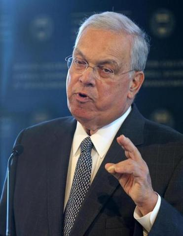 At the Boston Harbor Hotel, Mayor Thomas M. Menino outlined an ambitious plan for his last months in office.