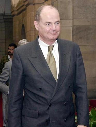 James F. Dobbins is a former ambassador to the European Union.