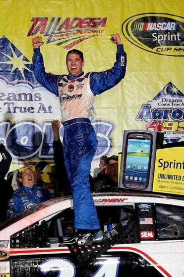 David Ragan and his Front Row Motorsports team stood tall after locking down the top two spots in the Aaron's 499.