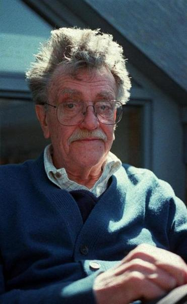 """Kurt Vonnegut's Make Up Your Mind,"" written by Vonnegut (pictured) and adapted by playwright Nicky Silver, will have its world premiere at SpeakEasy Stage."