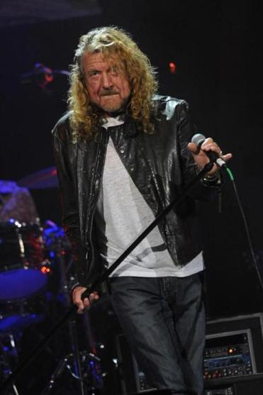 Robert Plant performed in 2011.