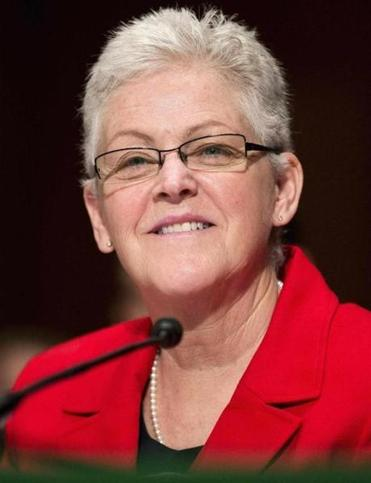 Gina McCarthy testified in April before a Senate Environment and Public Works Committee hearing on her nomination to be administrator of the Environmental Protection Agency.