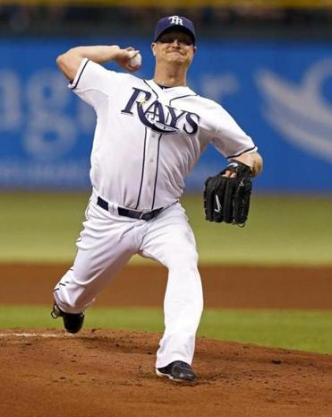 Rays starter Alex Cobb struck out 13 in 4⅔ innings. The righthander was pulled after throwing 117 pitches.
