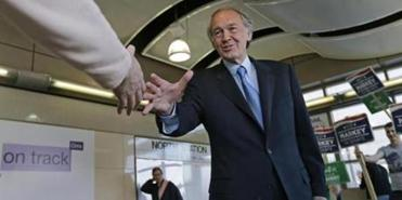 Democrat Edward J. Markey's long tenure in Congress has been a key line of attack for Republicans.