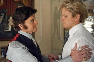 The film, directed by Steven Soderbergh, covers the highs and lows of the Liberace-Scott Thorson relationship.