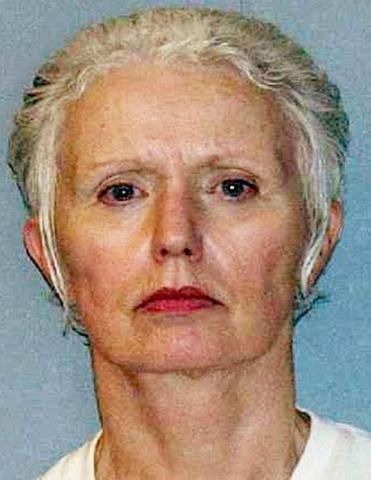 Catherine Greig said she was unaware that Bulger had stashed a small arsenal in their apartment.
