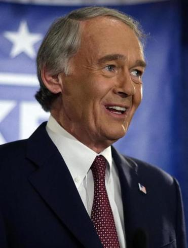 US Senate candidateEdward J. Markey.
