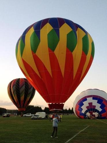 Hot Air Balloon Festival.