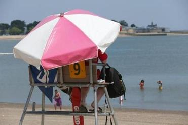 The state expanded lifeguard coverage at regional wading pools as well as beaches, such as Carson in South Boston.